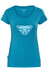 Dynafit Baltoro Co t-shirt Dames petrol